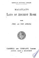 Macaulay s Lays of Ancient Rome