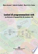 Lezioni Di Programmazione Web