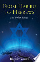 Book From Habiru to Hebrews and Other Essays