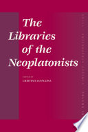 The Libraries of the Neoplatonists