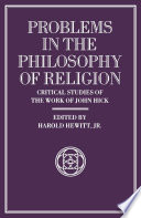 Problems in the Philosophy of Religion