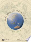 Reshaping Economic Geography in East Asia Comprises Twenty Papers Authored By Noted Asian Scholars