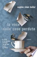 La voce delle cose perdute Book Cover