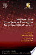 Ecab Adjuvant And Neoadjuvant Therapy In Gastrointestinal Cancer book
