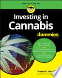 Investing In Cannabis For Dummies