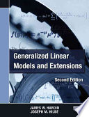 Generalized Linear Models and Extensions, Second Edition
