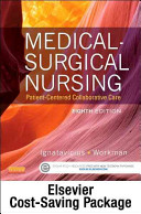 Medical Surgical Nursing    Two Volume Text and Elsevier Adaptive Quizzing Package