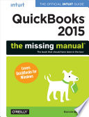 QuickBooks 2015  The Missing Manual