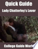 Quick Guide  Lady Chatterley   s Lover