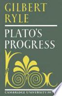Plato s Progress
