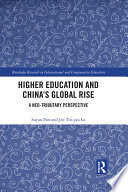 Higher Education and China   s Global Rise