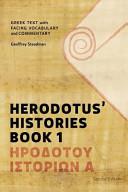Herodotus  Histories Book 1