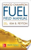 NalcoChampion Fuel Field Manual  Third Edition