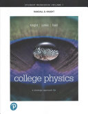 Student Workbook for College Physics