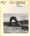 download ebook soil survey of grand county, utah, central part pdf epub