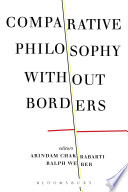 Comparative Philosophy without Borders