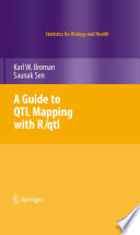 A Guide to QTL Mapping with R qtl