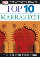 DK Eyewitness Top 10 Travel Guide  Marrakech