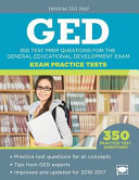 GED Exam Practice Tests