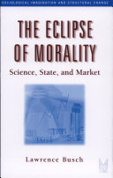 The Eclipse of Morality
