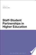 Staff Student Partnerships In Higher Education