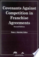 Covenants Against Competition in Franchise Agreements