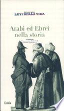 illustration du livre Arabi ed Ebrei nella storia