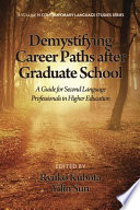 Demystifying Career Paths after Graduate School