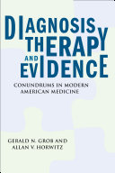Diagnosis  therapy  and evidence