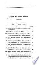 Vermischte Schriften, juristischen, historischen, staatswissenschaftlichen und ästhetischen Inhalts