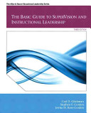 Basic Guide to Supervision and Instructional Leadership