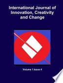 International Journal Of Innovation Creativity And Change