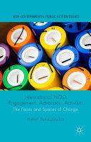 International NGO Engagement, Advocacy, Activism Book