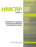 Guidebook for Conducting Local Hazardous Materials Commodity Flow Studies