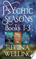 Psychic Seasons  A Cozy Romantic Mystery Series  Full Series