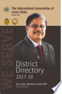 Lions 318C District Directory  2017 18