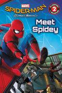 Spider Man Homecoming Leveled Reader