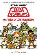 Star Wars: Jedi Academy, Return of the Padawan Book