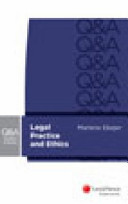 Legal Practice and Ethics
