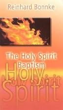 Die Taufe Im Heiligen Geist