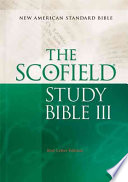 The Scofield Study Bible book