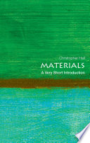 Materials  A Very Short Introduction