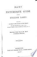Black s Picturesque guide to the English Lakes     Eighth edition