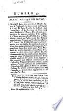 Journal Politique Des Empires