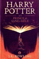 couverture Harry Potter et le Prince de Sang-Mêlé