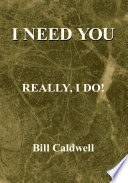 I Need You book