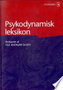 Psykodynamisk leksikon