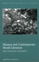 Women and Contemporary World Literature