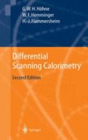 Differential Scanning Calorimetry