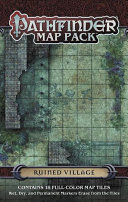 Pathfinder Map Pack Ruined Village : ...